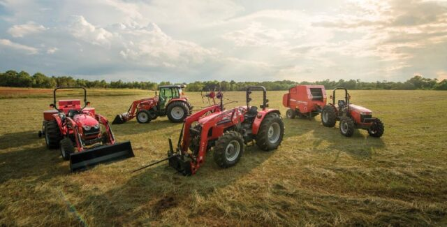Massey-Ferguson Tractors and Equipment