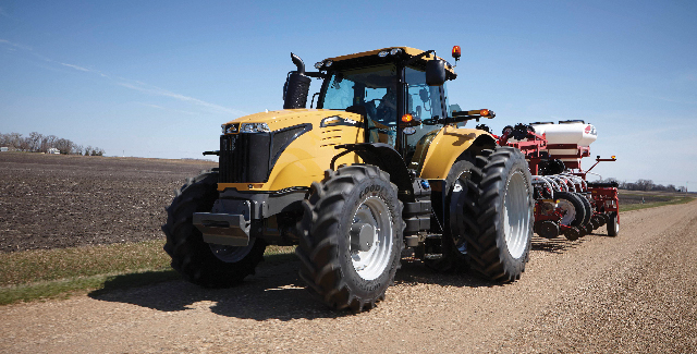 Challenger MT500E Series