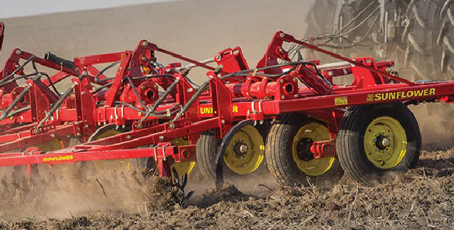 Sunflower Fallow Tillage Tool