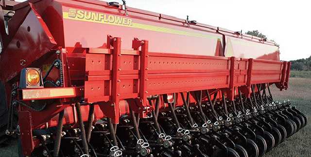 Sunflower Grain Drill